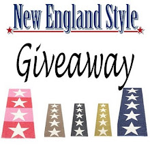 Giveaway Hos New England Style