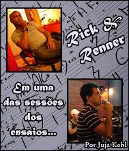 Novidades do Novo SHOW de Rick & Renner