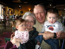 Grandma & Grandpa Lifferth