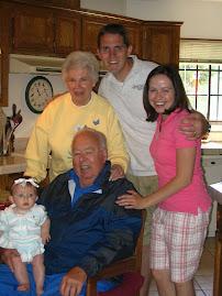 Great Grandma & Grandpa Baker