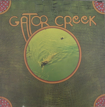 GATOR CREEK - USA 1970