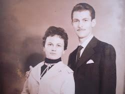 Fundadores Pr.Paulo Spioni e Miss.Olindina Spioni