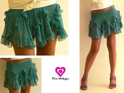 vide dressing jupe courte