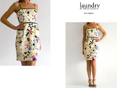 robe vintage, année 70