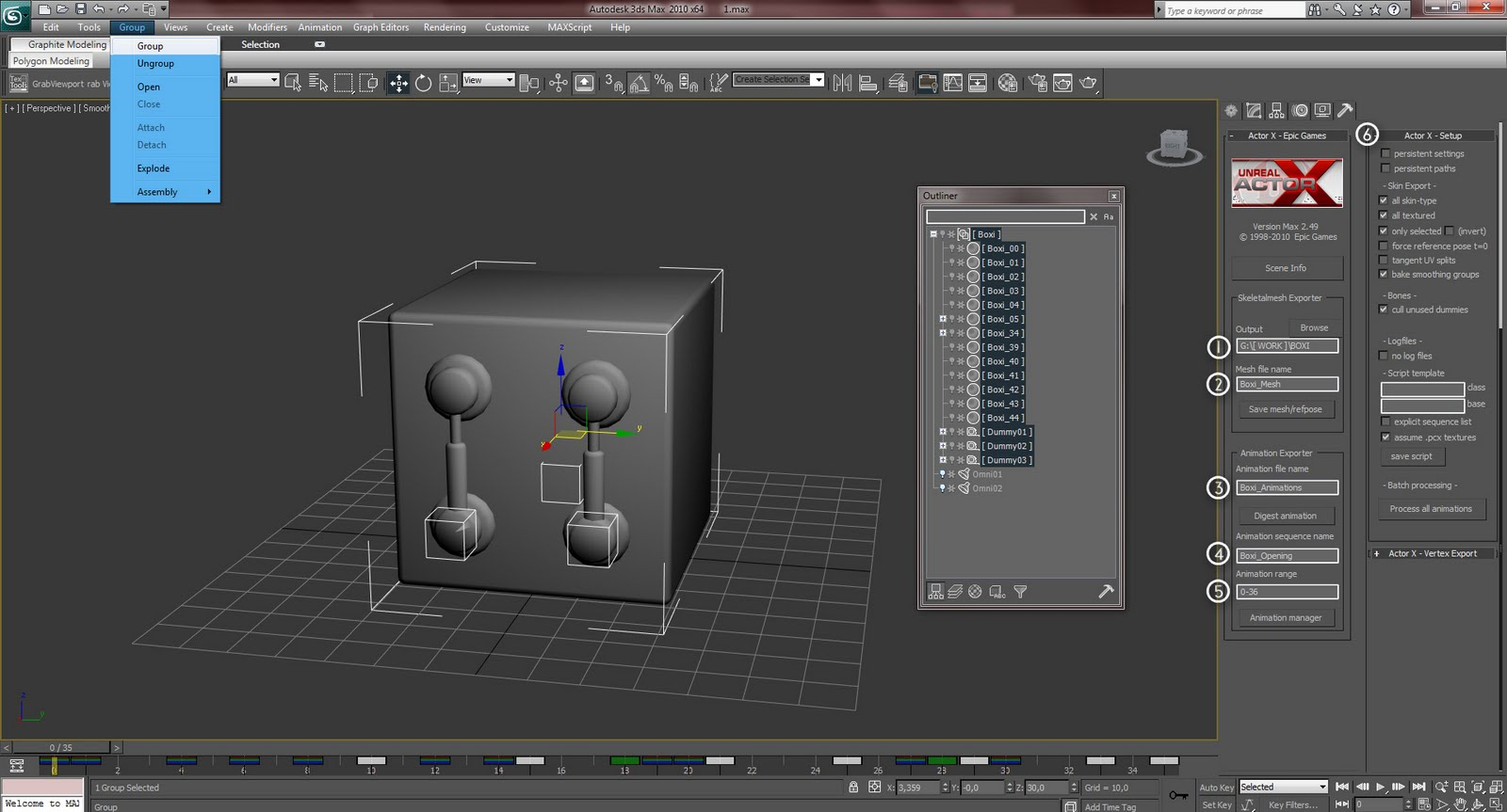 3ds max, 3ds max, 3ds max features video, autodesk 3ds max 2015