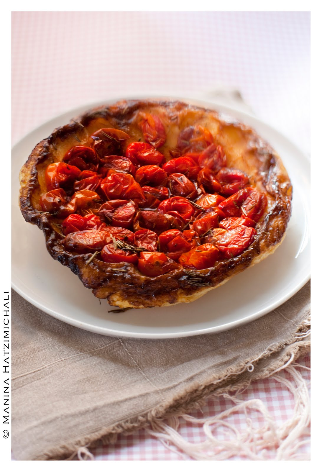 ... tatin apple and pomegranate tarte tatin tomato tatin tomatoes hydro