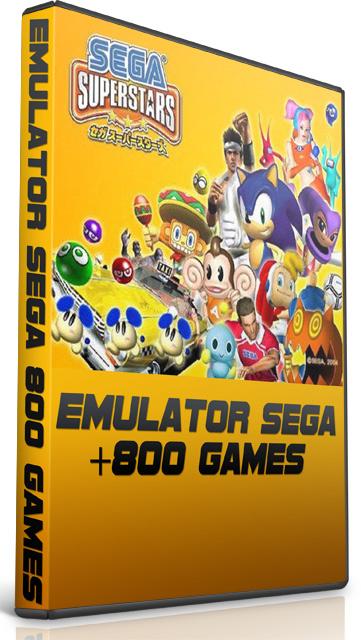 genesis emulator game: