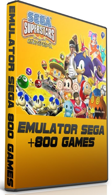 sega emulator 800 games for pc free download