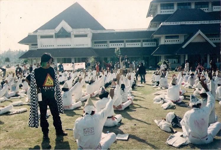 ospek isi 1997