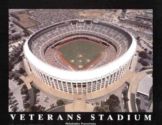 Stadium Fun Veterans Stadium