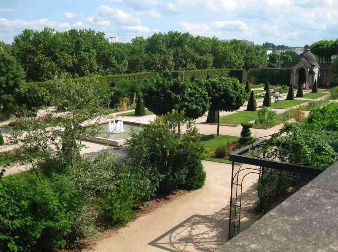 B atrice de limoges jardin de l 39 v ch niveau inf rieur - Jardin mediterraneen limoges ...