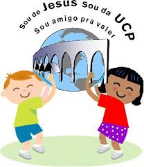 Sou de Jesus, sou da UCP, sou amigo pra valer!!!