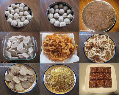 Diwali Bhakshanams