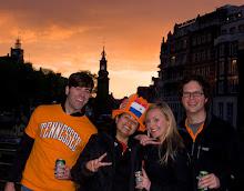 Andrew, Radhika, Natalia, Brad