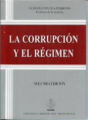 LA CORRUPCION Y EL REGIMEN