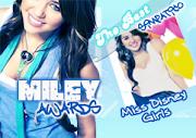 *Ganhamos o Miley Wards*