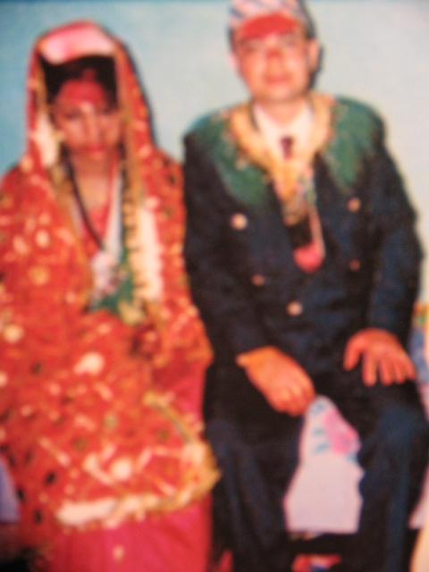 20 - The happy couple