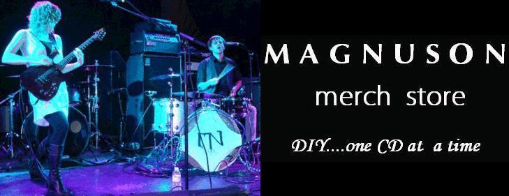 Magnuson Merch Store