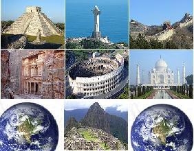 7 Keajaiban Dunia