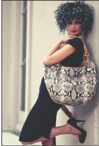 Brahmin Croc Handbags