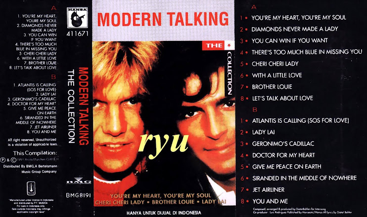 Modern talking ( album the collection )