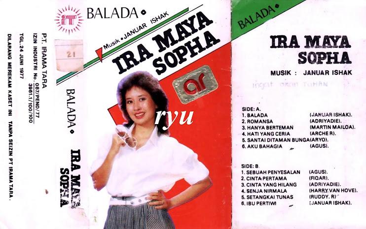 Ira maya sopha ( album balada )