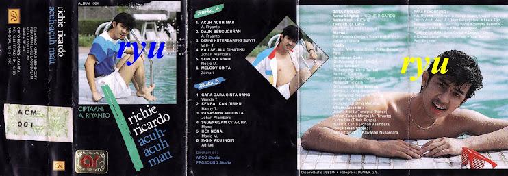 Richie ricardo ( album acuh acuh mau )