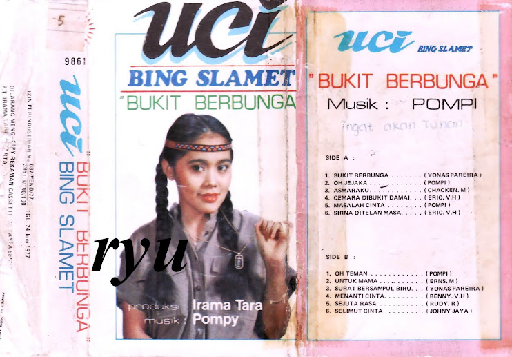 Uci bing slamet ( album bukit berbunga )