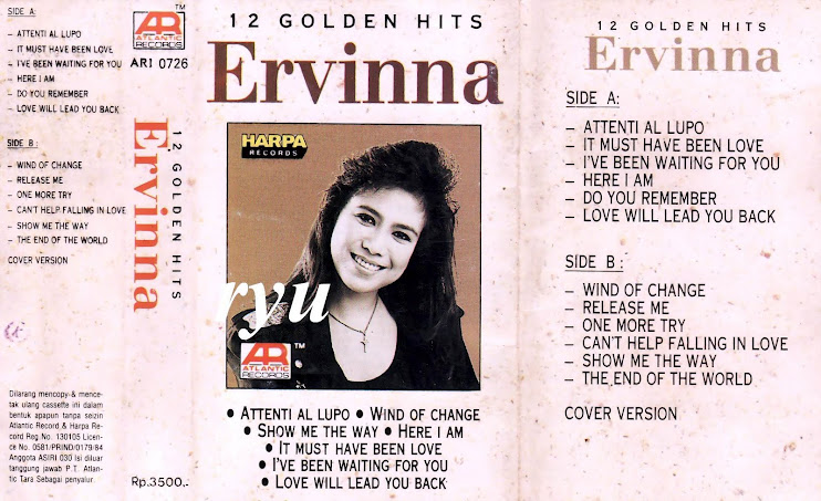 Ervinna ( album 12 golden hit's )