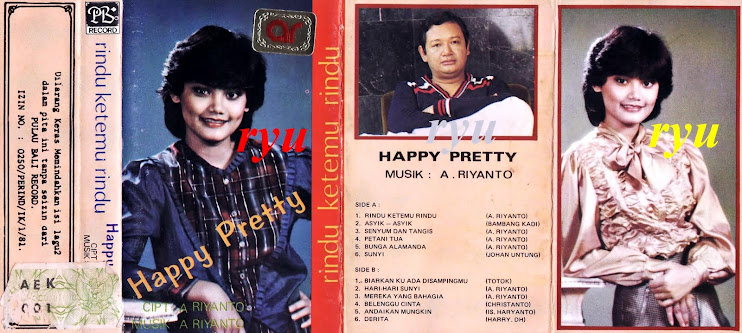 Happy pretty ( album rindu ketemu rindu )