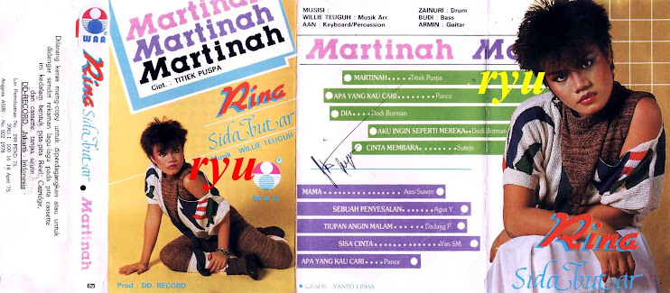 Rina sidabutar ( album martinah )
