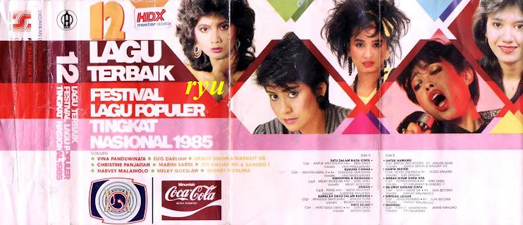 12 festival lagu populer tingkat nasional 1985