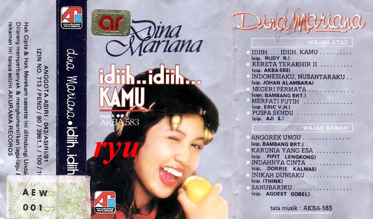Dina mariana ( album idih idih kamu )