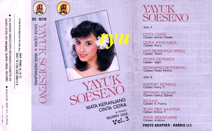 Yayuk soeseno ( album cinta ceria )