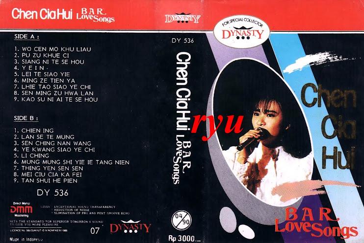Chen cia hui ( album bar love song's )