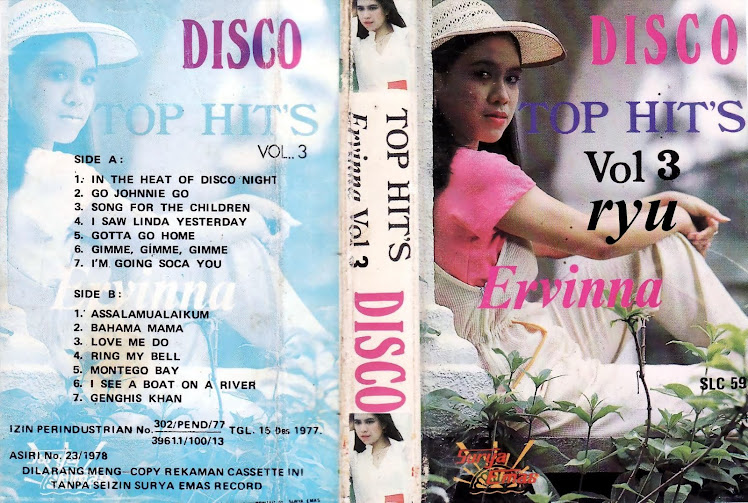 Ervinna ( album disco top hit's 3 )