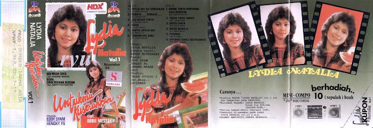 Lydia natalia ( album untukmu kuserahkan )