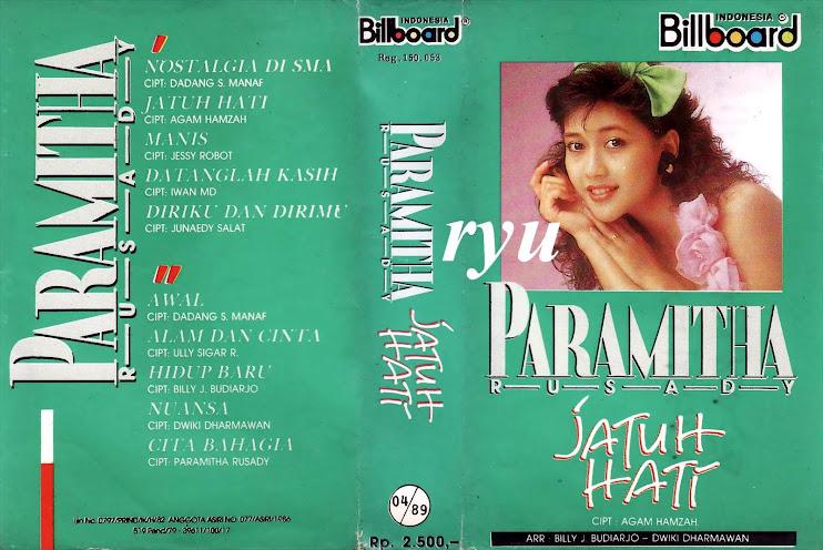 Paramitha rusady ( album jatuh hati )
