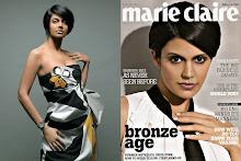 Mandira Bedi Marie Claire Cover
