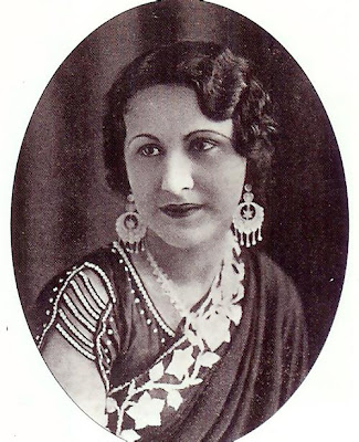 Hindi film star from the 1920s