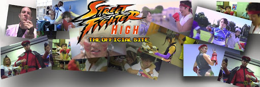 Street Fighter High - The Official Site