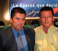 Victor Manuel con Alejandro