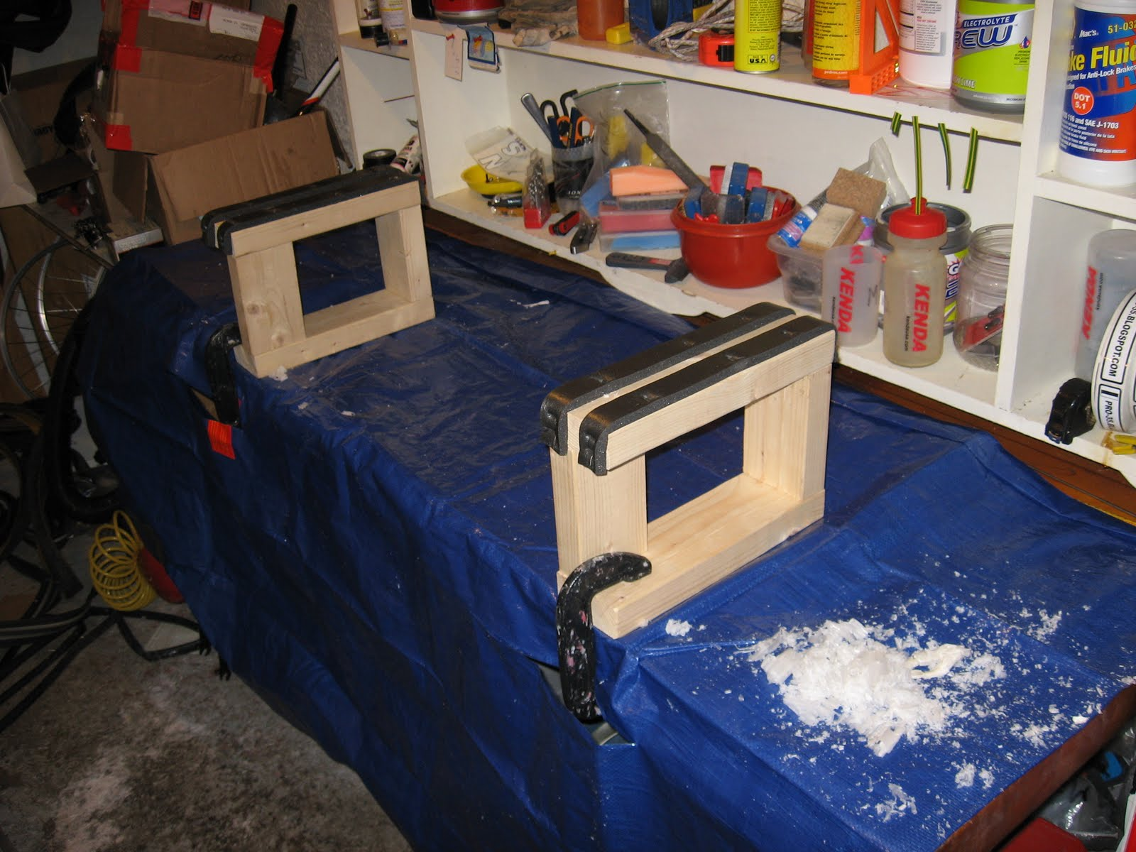 Pro 35 The Workbench