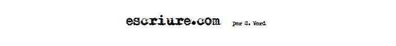 escriure.com