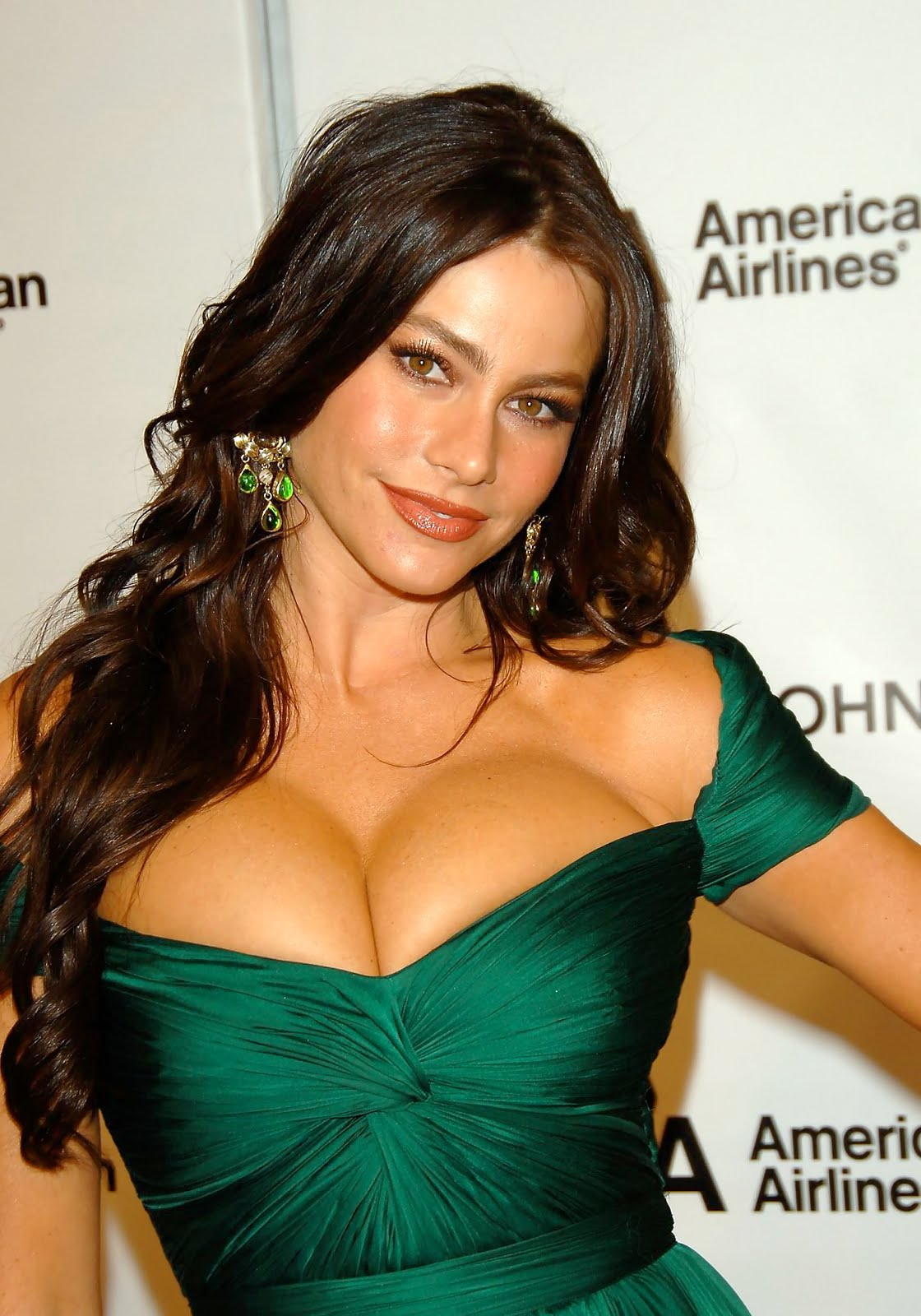 Beauty Best Sofia Vergara Back Seconds