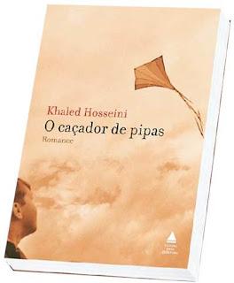 Nova Promoção Ganhe o Livro 'O Caçador de Pipas'