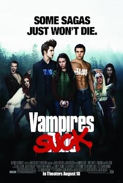 Ngón Nghề Hút Máu Của Ma Cà Rồng - Vampires Suck (2010) Poster