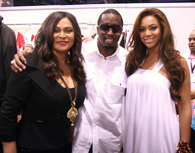 Diddy, Beyonce, MAGIC