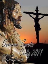 Cartel Semana Santa Cádiz 2011 del Blog