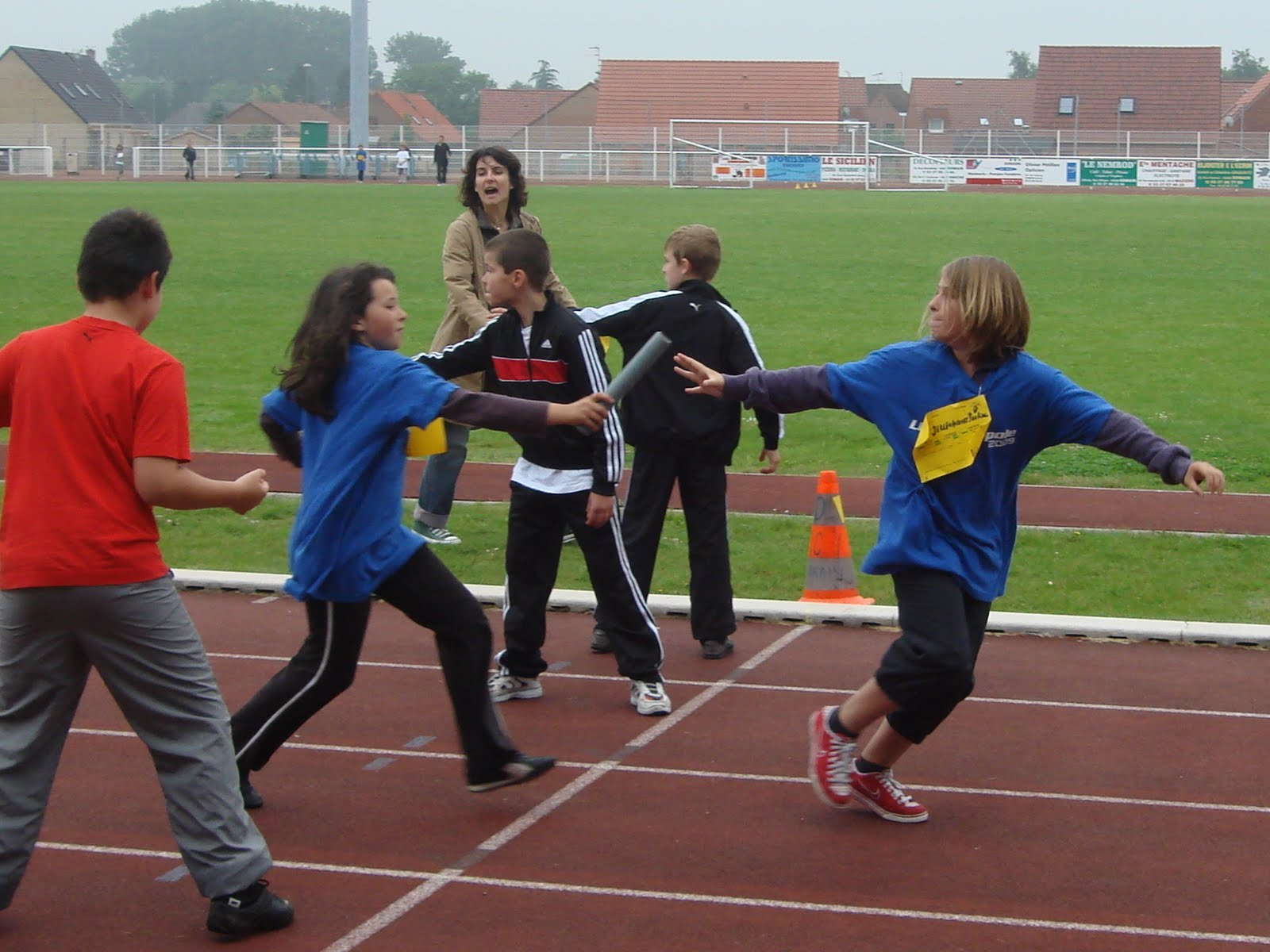 Rencontre usep athletisme
